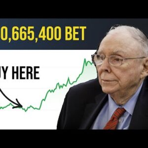 Charlie Munger Just Went ALL-IN On One Stock