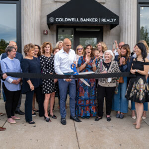coldwell banker realty unveils global luxury office in hinsdale