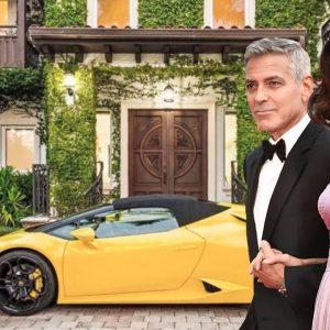 George Clooney's Lifestyle 2021