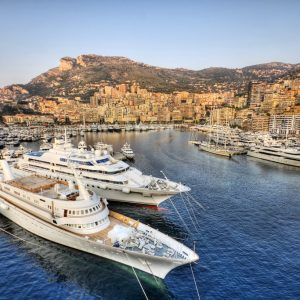 how has the superyacht industry been affected by the pandemic