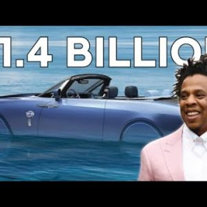 How Jay-Z Spends His Billions