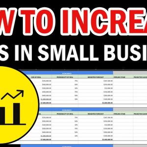 How to Increase Sales in Your Small Business 2022
