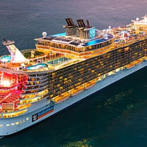 Inside The $4,200,000,000 Cruise