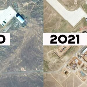 Is China Building Its Own Area 51?