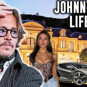 Johnny Depp Billionaire Lifestyle | Net worth, House, Family, Cars