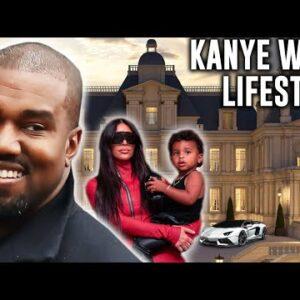 Kanye West Billionaire Lifestyle | Net worth, House, Cars, Family