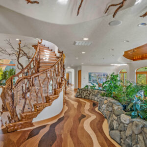 signature staircases 9 homes with grandly designed flights of stairs