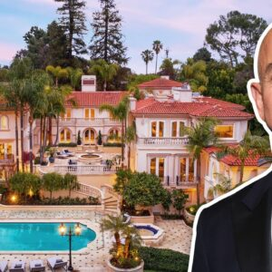 The $3,000,000,000 Homes Of The Richest Billionaires