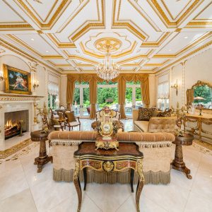 the drawing room high society at home