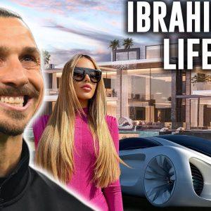 Zlatan Ibrahimovic Billionaire Lifestyle | Net Worth, House, Wife, Cars
