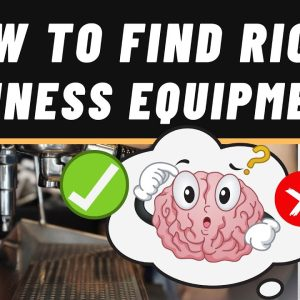 How to Find Right Equipment's for Your Small Business