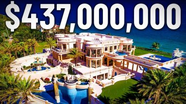 Inside Florida's Most Expensive $437,000,000 Home