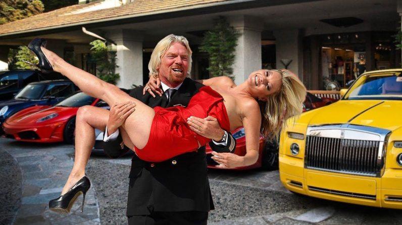 Richard Branson's Lifestyle 2021
