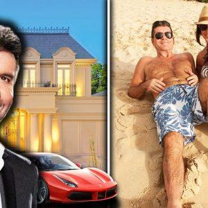 Simon Cowell Billionaire Lifestyle | Net Worth, House, Wife, Cars