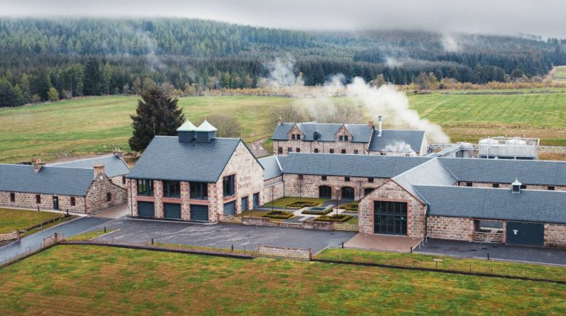 step into ardross distillery and a new way to invest in whisky