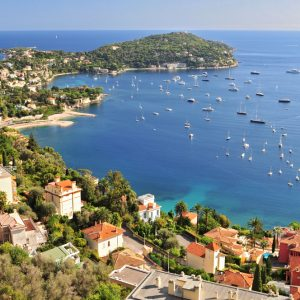 the best places on the riviera to visit by boat