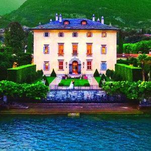 The Most Luxurious Villas of Lake Como Italy