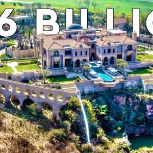 What It's Like To Be A Billionaire In Africa